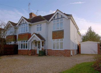 Thumbnail 4 bed semi-detached house for sale in Greys Road, Henley-On-Thames