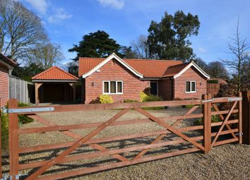 Thumbnail 3 bed detached bungalow for sale in Earlsmead Gardens, Mileham, King's Lynn