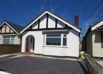 Thumbnail 2 bed detached bungalow for sale in Douglas Drive, Moreton, Wirral