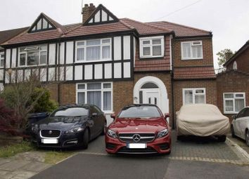 Thumbnail 6 bed terraced house for sale in Radcliffe Road, Harrow