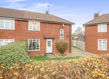 Thumbnail 3 bedroom semi-detached house for sale in Upperfield Road, Welwyn Garden City