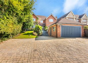 Thumbnail 5 bed detached house for sale in Amersham Road, Chalfont St. Peter, Buckinghamshire