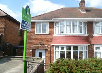 Thumbnail 3 bed semi-detached house to rent in Wentworth Road, Coalville