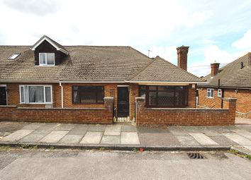 Thumbnail 2 bedroom semi-detached bungalow for sale in Stacey Close, Gravesend, Kent