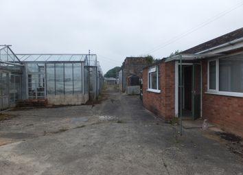 Thumbnail Land for sale in Winchcombe Road, Sedgeberrow, Evesham