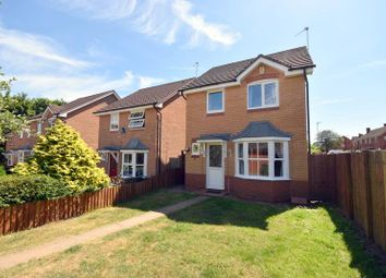 Thumbnail 3 bed detached house for sale in Selvester Drive, Quorn, Loughborough