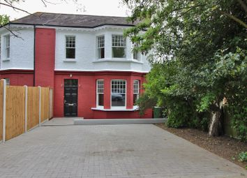 Thumbnail 3 bed semi-detached house for sale in Church Rise, London