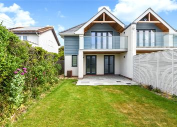 Thumbnail 4 bed semi-detached house for sale in Kimbridge Road, Bracklesham Bay, East Wittering, Chichester