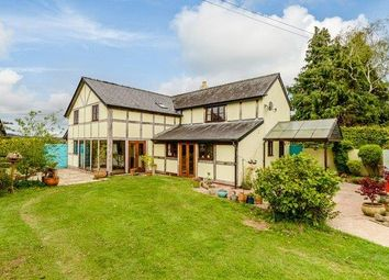 Thumbnail 5 bed detached house for sale in Madley, Hereford