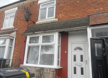 Thumbnail 2 bed property to rent in Bacchus Road, Hockley, Birmingham