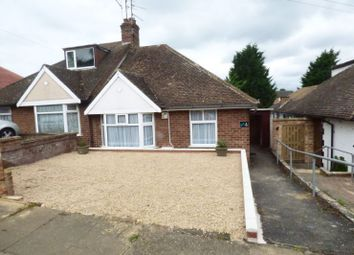 Thumbnail 2 bedroom bungalow for sale in Delamere Road, Northampton