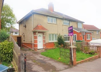 Thumbnail 3 bed property for sale in Lobelia Road, Southampton