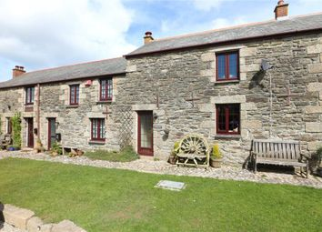 Thumbnail 3 bed barn conversion for sale in The Old Barns, Kehelland, Cornwall