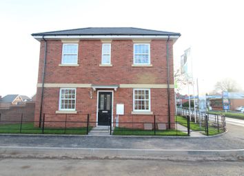 Thumbnail 2 bed flat for sale in Plot 13, 4 Berkeley Fields, Shrewsbury