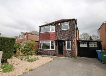Thumbnail 3 bed detached house for sale in Lawrence Road, Urmston, Manchester