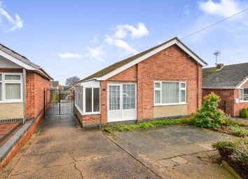 Thumbnail 3 bed detached bungalow for sale in Thomson Drive, Codnor, Ripley