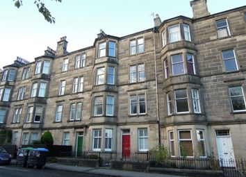Thumbnail 3 bed flat to rent in Strathearn Road, Marchmont