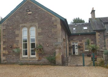 Thumbnail 4 bed country house for sale in The Old Stables, Lanark