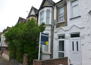 Thumbnail 3 bed terraced house to rent in Millias Road, Leytonstone