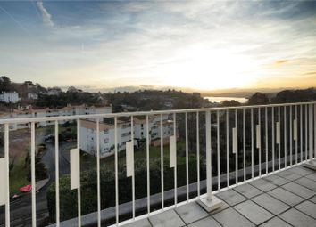 Thumbnail 2 bed flat for sale in Torwood Court, Old Torwood Road, Torquay, Devon