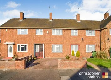 Thumbnail 3 bed terraced house to rent in Whitefields Road, Cheshunt, Hertfordshire