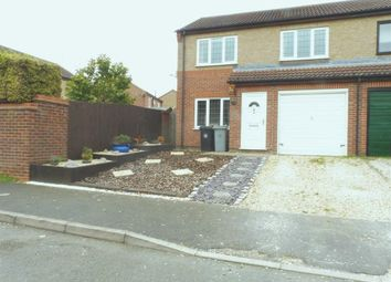 Thumbnail 3 bed property to rent in Campion Grove, Stamford