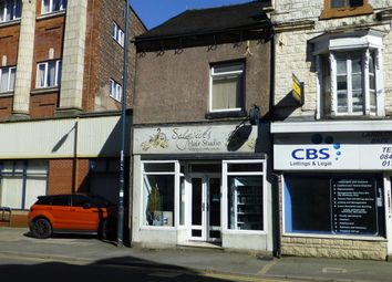 Thumbnail Commercial property for sale in Market Street, Stoke-On-Trent, Staffordshire