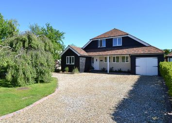 Thumbnail 5 bed detached house for sale in The Drive, Chestfield, Whitstable