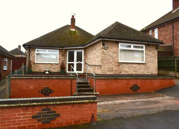 Thumbnail 2 bedroom bungalow for sale in Harrowgate Drive, Birstall, Leicester