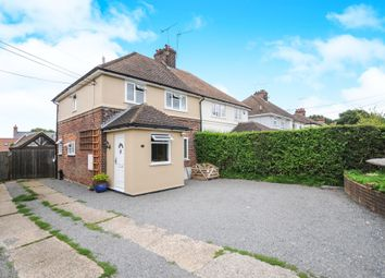 Thumbnail 3 bed semi-detached house for sale in Nathans Lane, Edney Common, Chelmsford