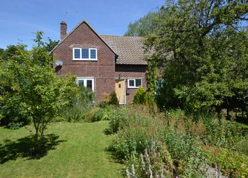 Thumbnail 4 bed detached house for sale in Sages End Road, Helions Bumpstead