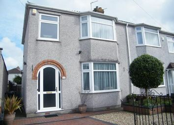 Thumbnail 3 bed end terrace house for sale in Elm Road, Kingswood, Bristol
