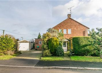 Thumbnail 3 bed semi-detached house for sale in Skeins Way, Clavering, Saffron Walden