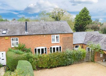 Thumbnail 4 bedroom end terrace house for sale in Cublington Road, Aston Abbotts, Aylesbury