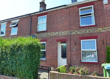 Thumbnail 2 bed terraced house for sale in Albany Road, Shirley, Southampton
