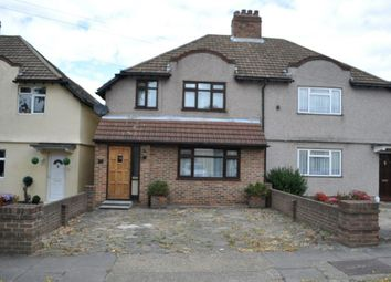 Thumbnail 3 bed property to rent in Trustons Gardens, Hornchurch