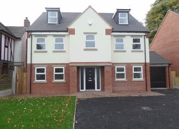 Thumbnail 5 bed detached house to rent in Finchfield Road West, Finchfield, Wolverhampton, West Midlands