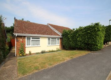 Thumbnail 2 bed semi-detached bungalow for sale in Tippett Avenue, Stowmarket