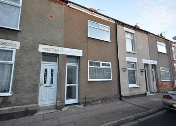 Thumbnail 3 bed terraced house to rent in Donnington Street, Grimsby