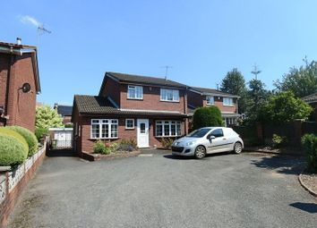 Thumbnail 3 bed detached house for sale in Newport Road, Eccleshall, Stafford