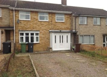 Thumbnail 3 bed terraced house to rent in Hove Street, Corby