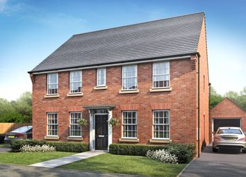 "Thumbnail 4 bedroom detached house for sale in ""Chelworth"" at Cadhay, Ottery St. Mary"