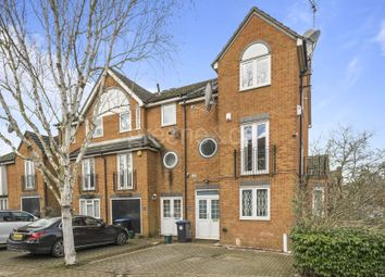 Thumbnail 4 bed end terrace house for sale in Honeyman Close, Brondesbury Park, London