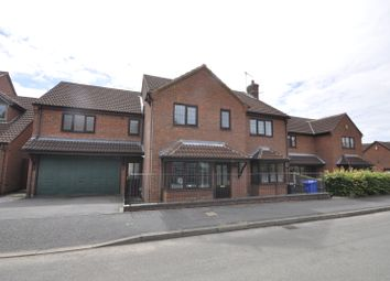 Thumbnail 5 bed detached house for sale in Silverburn Drive, Oakwood, Derby