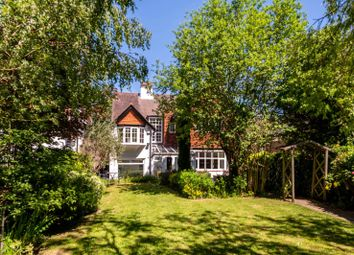 Thumbnail 4 bedroom detached house for sale in Coombe Road, Lloyd Park, Croydon
