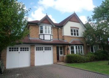 Thumbnail 4 bed detached house to rent in Oakleigh Road, Cheadle Hulme, Cheadle