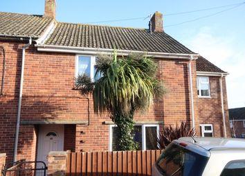 Portman Road, North Petherton, Bridgwater TA6. 4 bed end terrace house