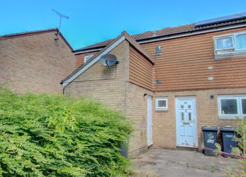 Thumbnail 1 bed maisonette for sale in Saltmarsh, Orton Malborne, Peterborough