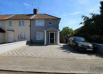 Thumbnail 3 bed end terrace house for sale in Milling Road, London