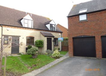 Thumbnail 2 bed end terrace house to rent in Farriers Reach, Bishops Cleeve, Cheltenham